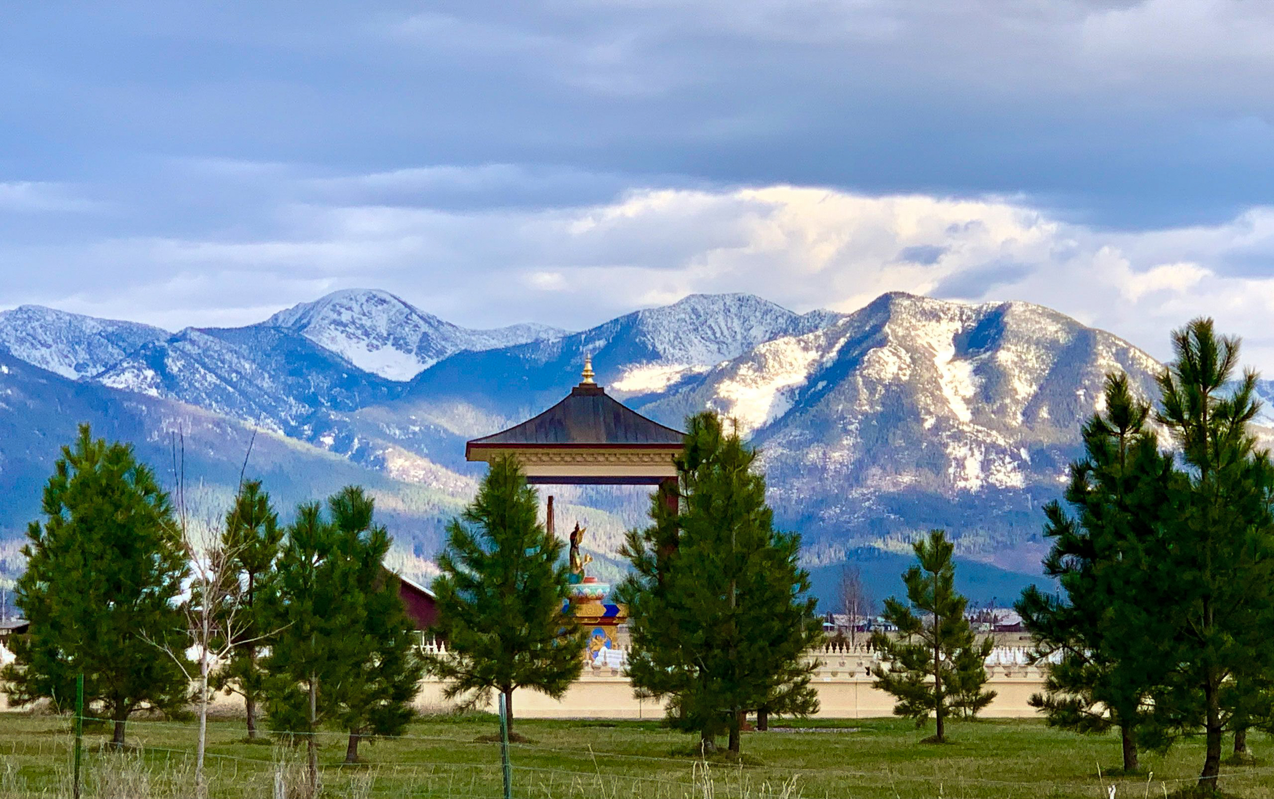 Unusual Things to Do in Montana - Visit the Garden of One Thousand Buddhas
